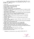 Zapowiedź XXIV Sesji Rady Gminy i prac komisji